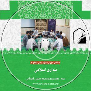 لوح فشرده بیداری اسلامی